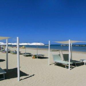 spiaggia del Bagno Rinato