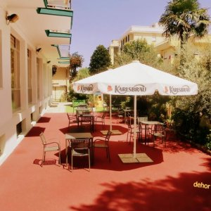 Vannini Hotel - dehor