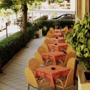 Dehor Ben Hur Hotel