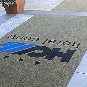 entrata Hotel Conti
