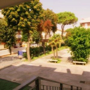 entrata parcheggio Hotel Vannini***